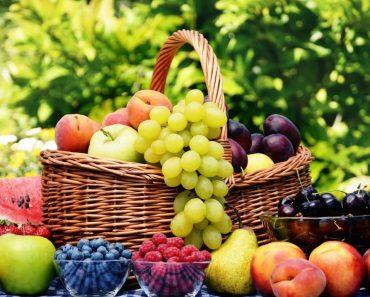 organik meyve