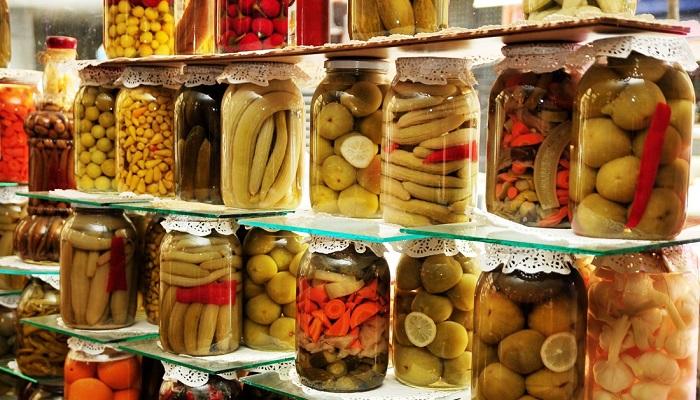 konserve gıda