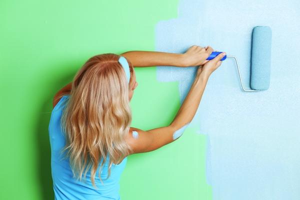 evi boyamak